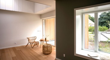 Dwellings for elderly with autism