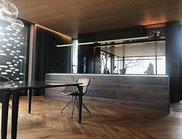 Copenhagen kitchen interior