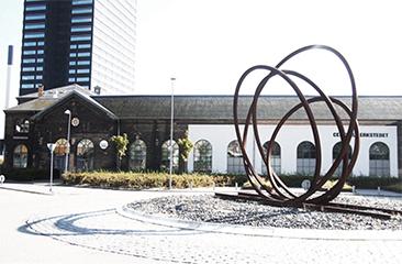 Sculpture in Aarhus