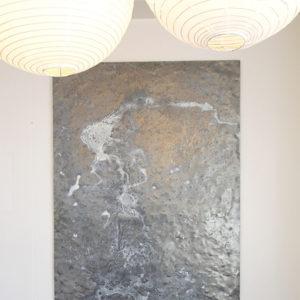 ReZinc, wall piece